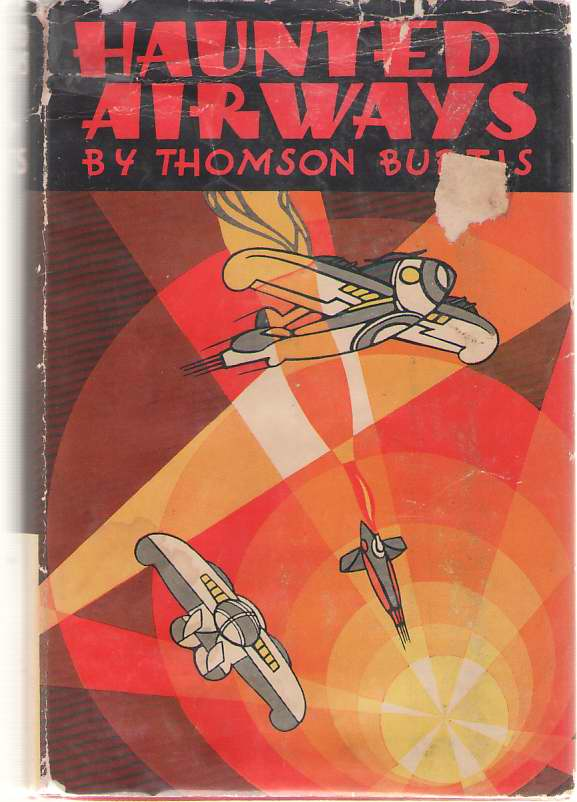 Haunted Airways, Burtis, Thomson