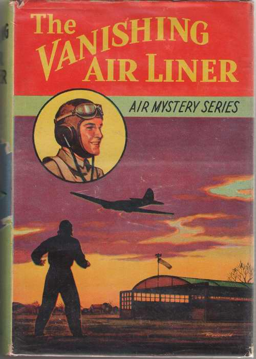 The Vanishing Air Liner, Powell, Van