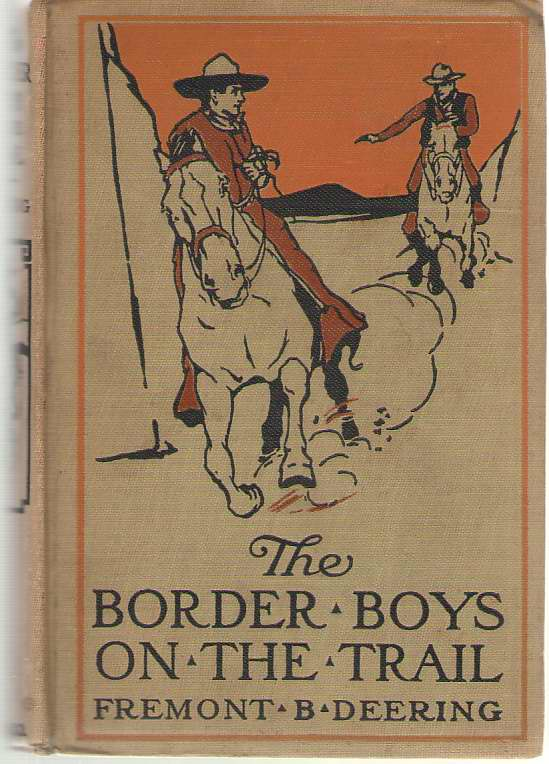 Image for The Border Boys On The Trail