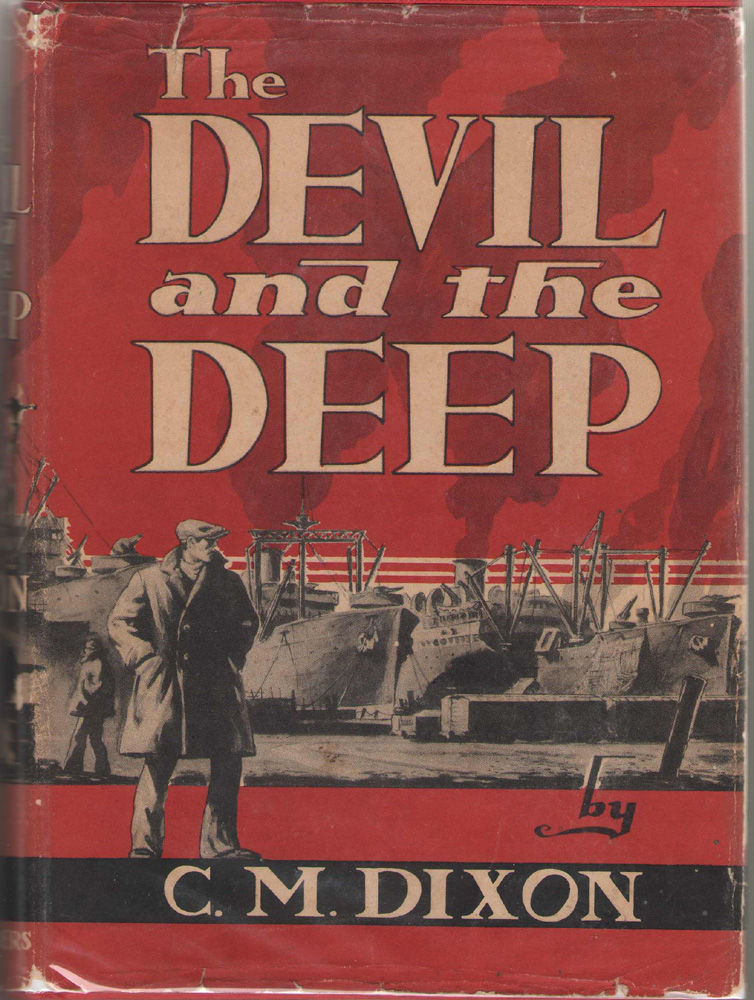 The Devil and the Deep, Dixon, C. M.