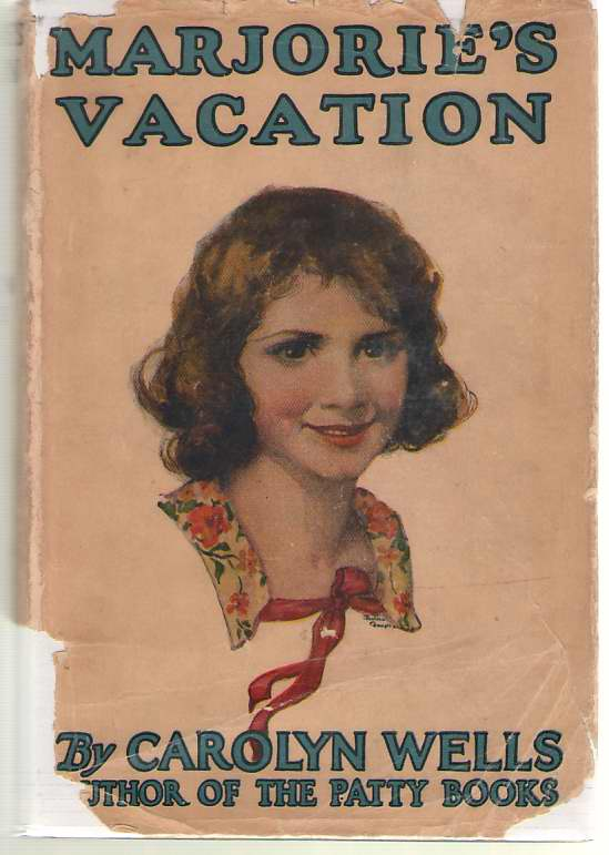 Image for Marjorie's Vacation