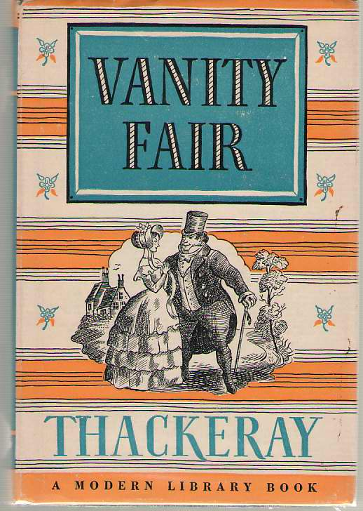 Vanity Fair, Thackeray, William Makepeace; Beach, Joseph (Introduction)