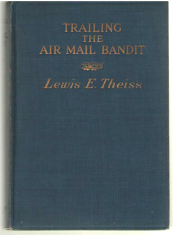 Image for Trailing the Air Mail Bandit