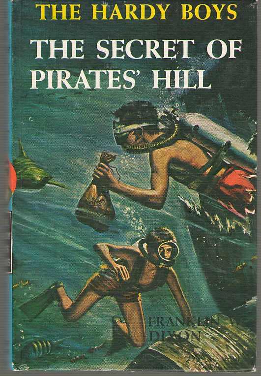 The Secret of Pirates Hill, Dixon, Franklin W. (Almquist, John)