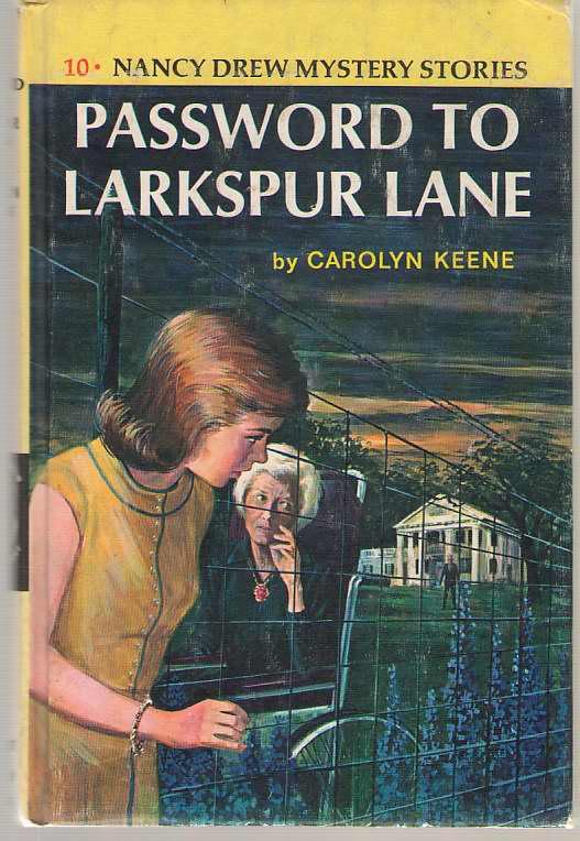 Password to Larkspur Lane, Keene, Carolyn (Walter Karig)