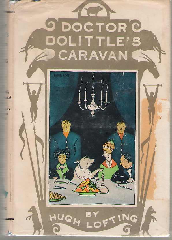 Image for Doctor Dolittle's Caravan