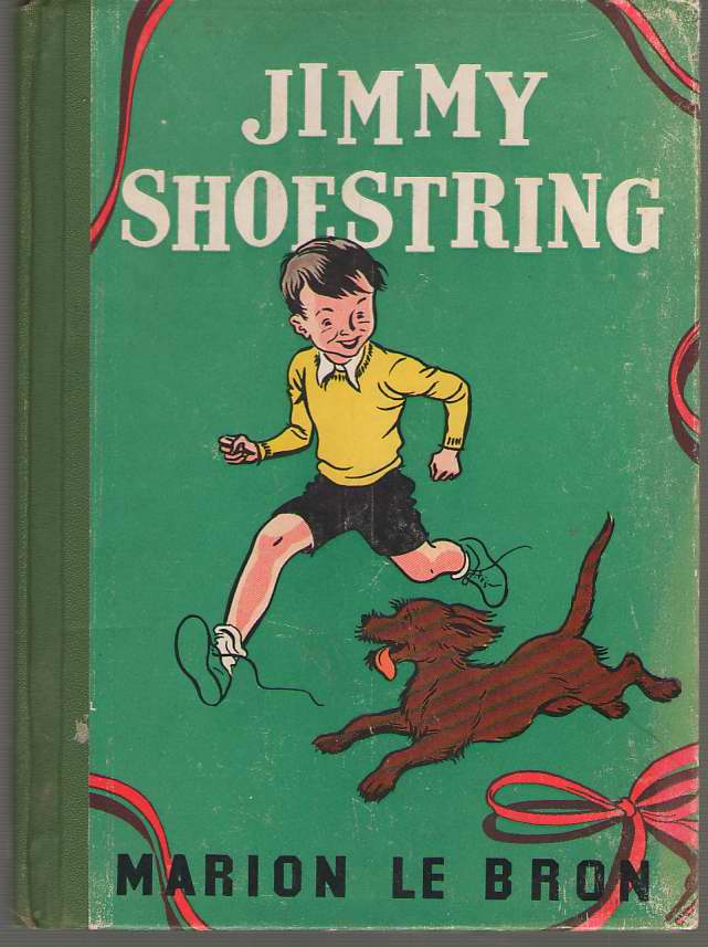 Image for Jimmy Shoestring