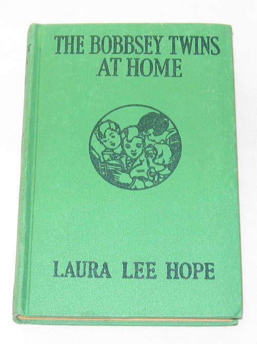The Bobbsey Twins At Home, Hope, Laura Lee; Garis, Howard (Ghost Writer)