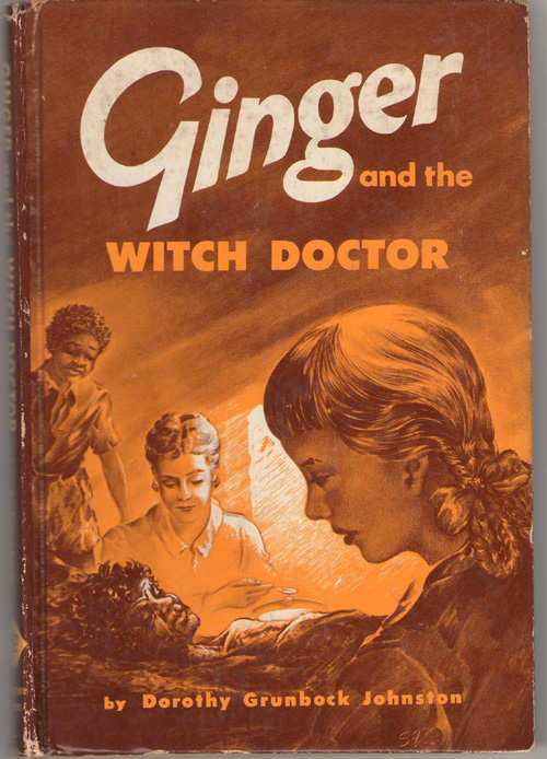 Image for Ginger And The Witch Doctor