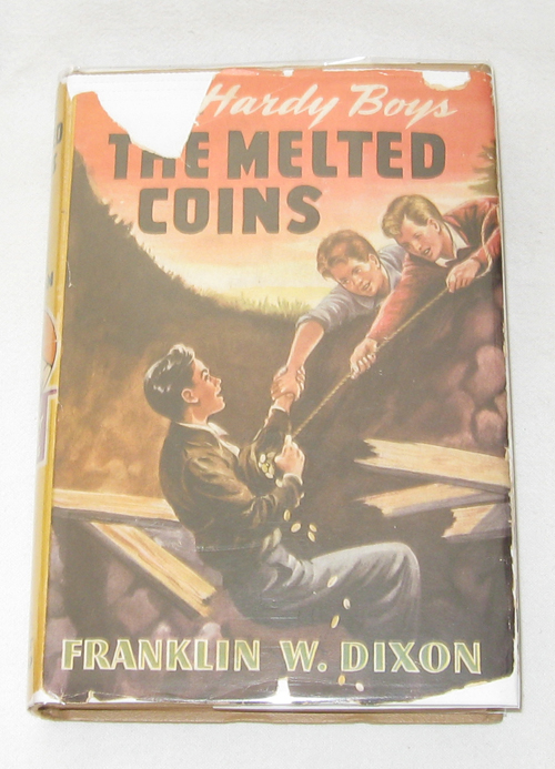 Image for The Melted Coins