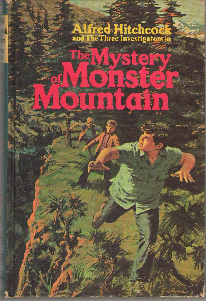 The Mystery Of Monster Mountain, Carey, Mary V.