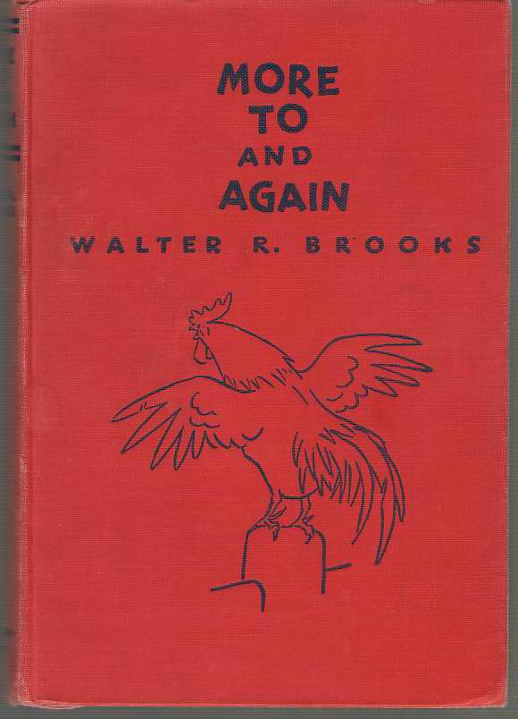 More To and Again  (Later Published As Freddy Goes to the North Pole), Brooks, Walter R.