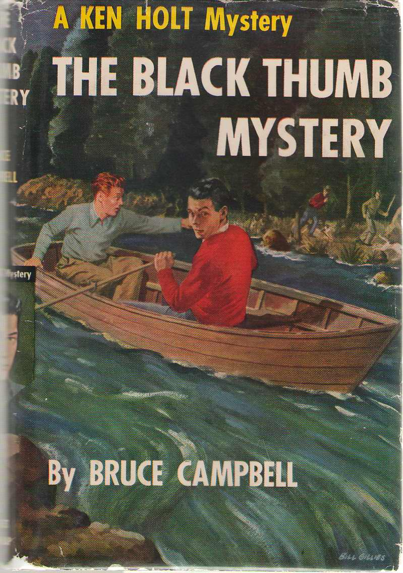 The Black Thumb Mystery, Campbell, Bruce (Epstein, Sam & Beryl)