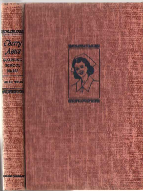 Cherry Ames, Boarding School Nurse, Wells, Helen