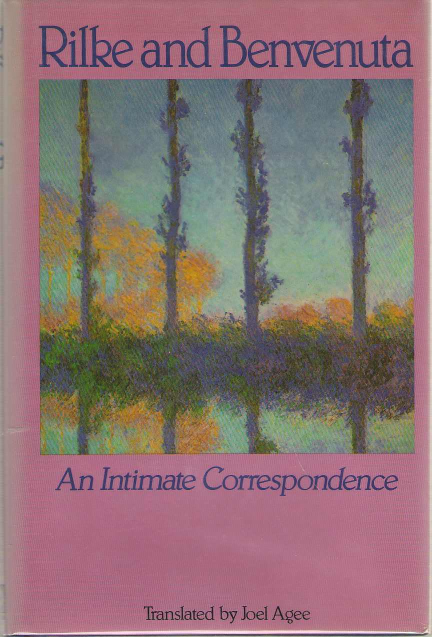 Image for Rilke and Benvenuta  An Intimate Correspondence