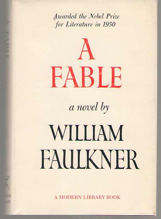 A Fable, Faulkner, William