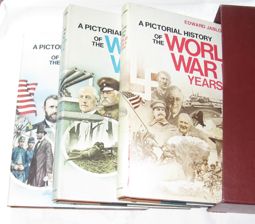 Image for America At War  A Pictorial History of the Civil War Years, World War I Years, World War Ii Years