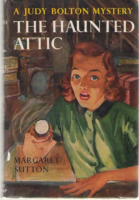 The Haunted Attic, Sutton, Margaret
