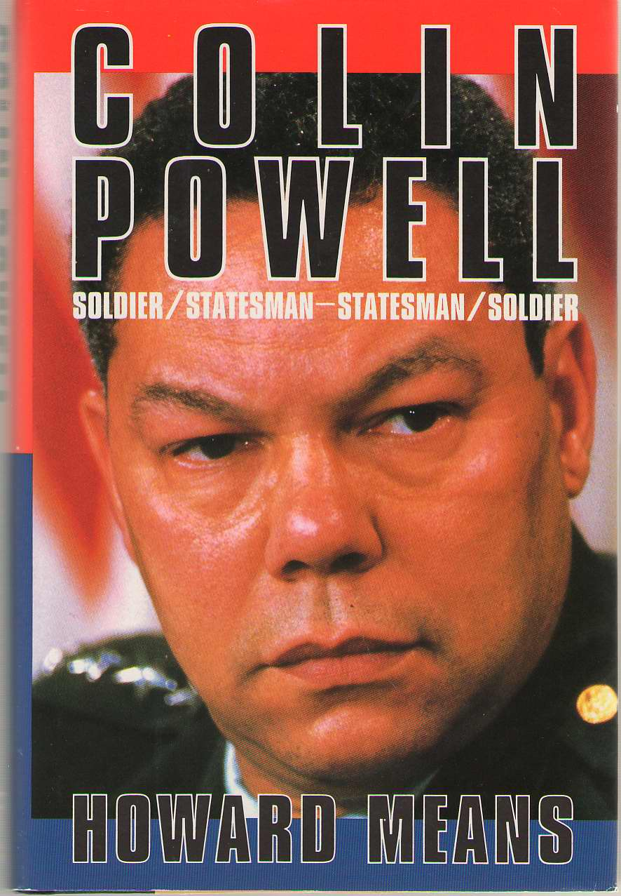 Image for Colin Powell Soldier/statesman--Statesman/soldier
