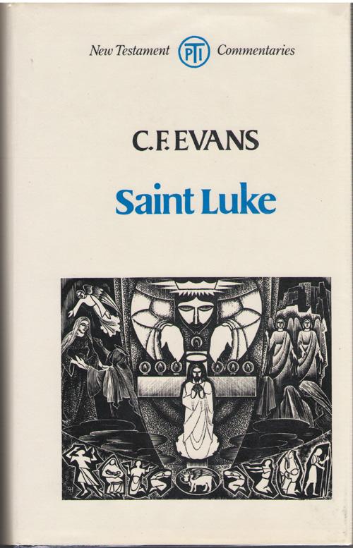 Saint Luke, Evans, C. F.