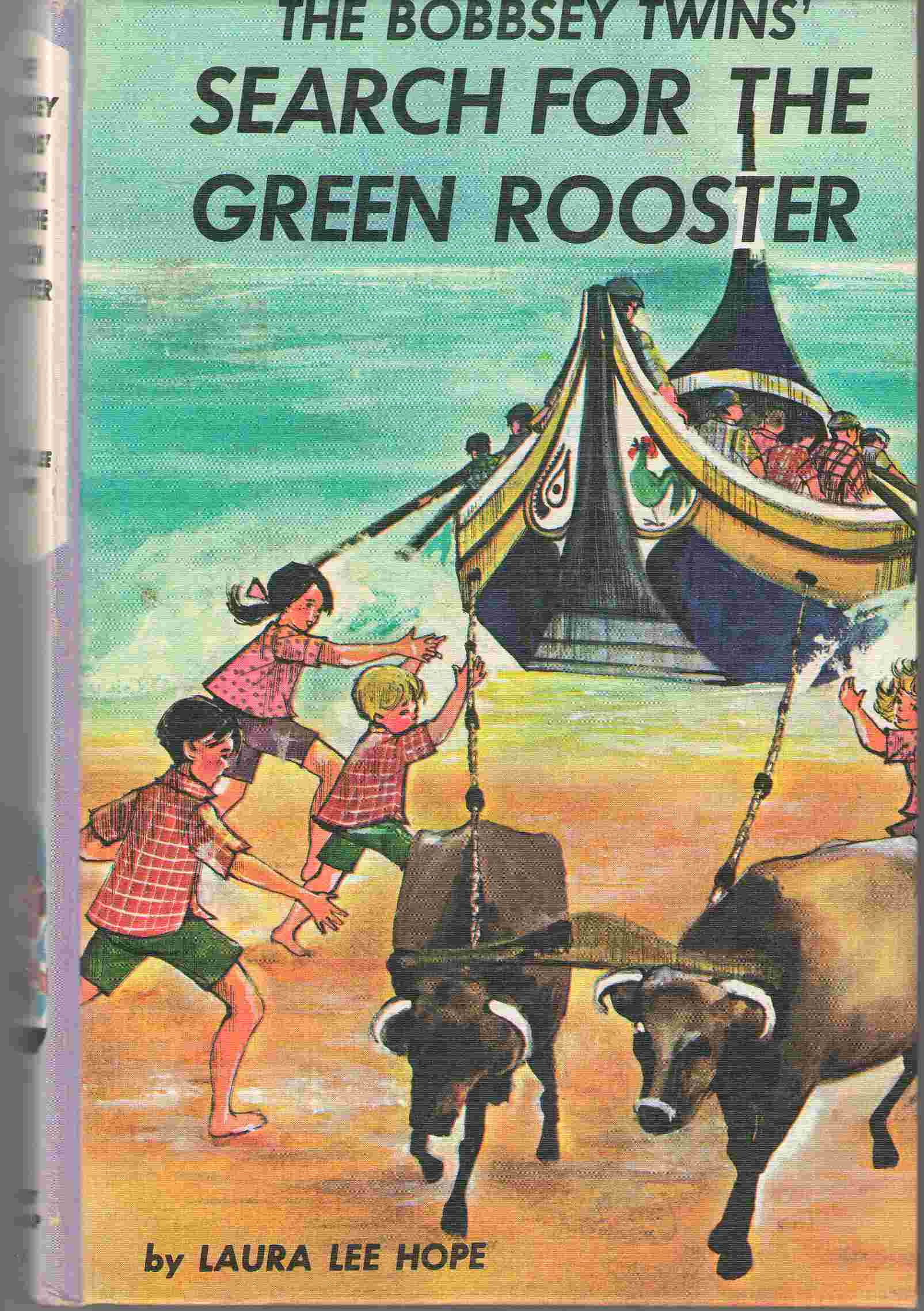 The Bobbsey Twins' Search For The Green Rooster