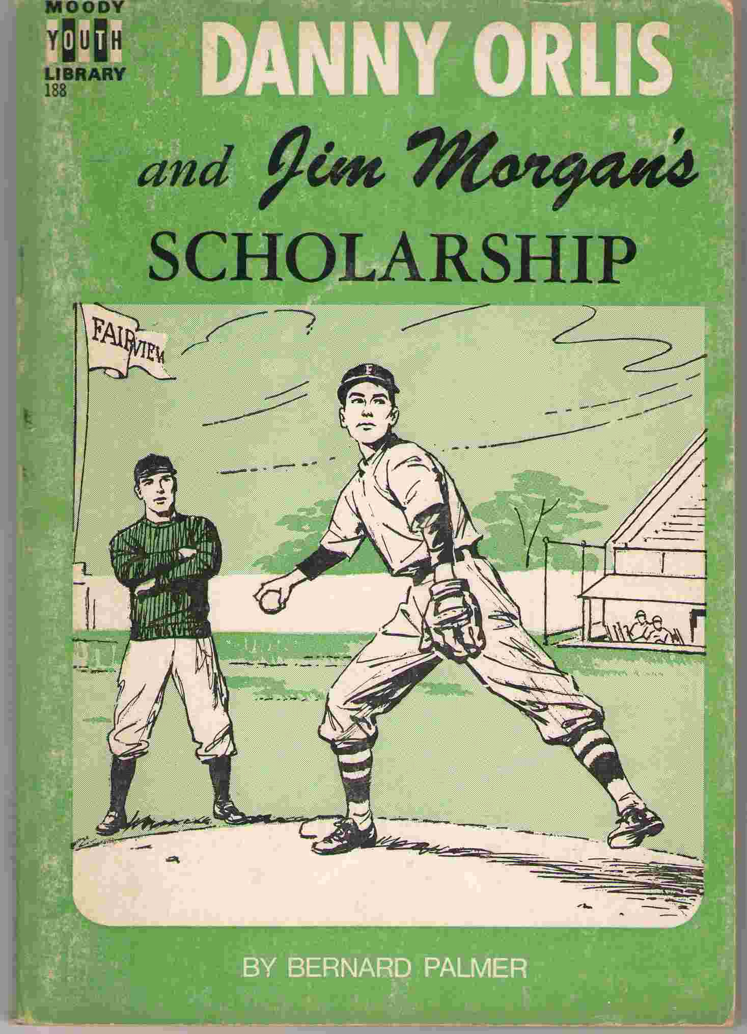 Danny Orlis And Jim Morgan's Scholarship