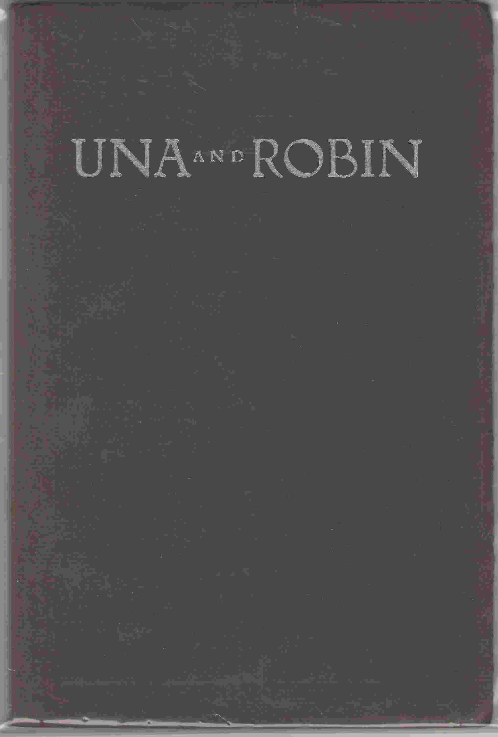 Una and Robin, Luhan, Mabel Dodge