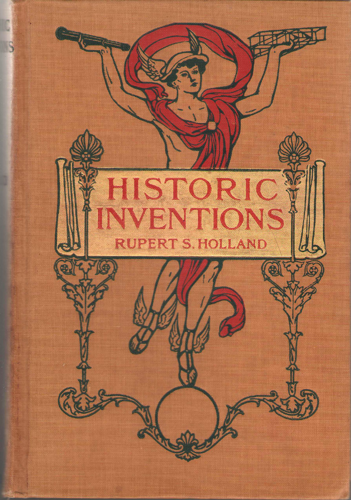 Historic Inventions, Holland, Rupert Sargent
