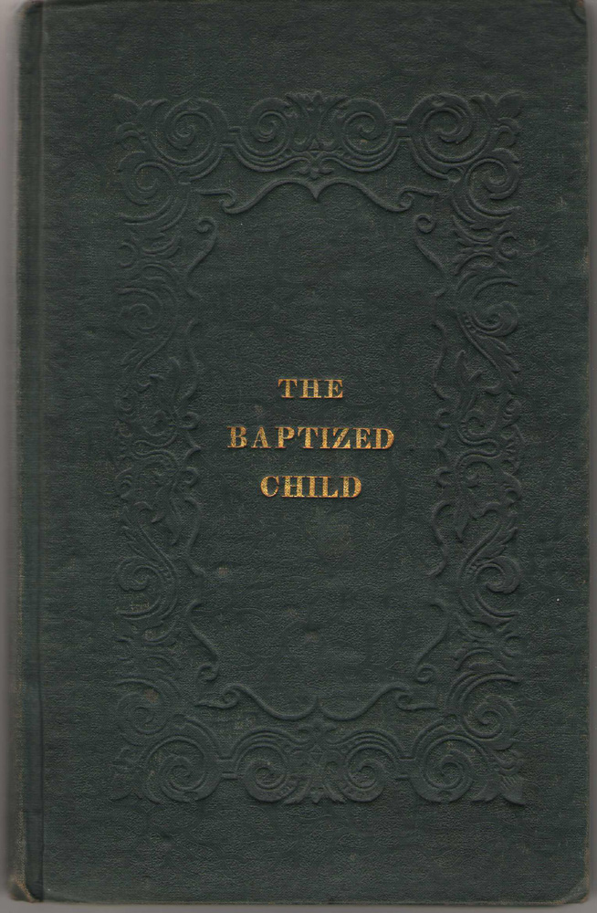 The Baptized Child, Adams, Nehemiah