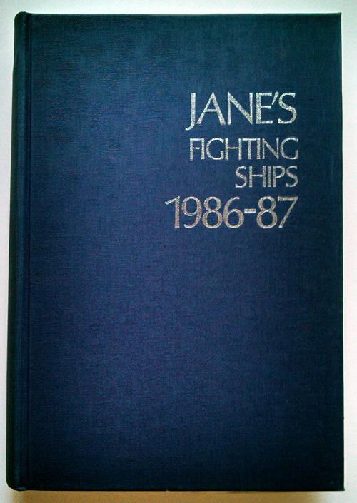 Janes Fighting Ships, 1986-87, Moore, Captain John