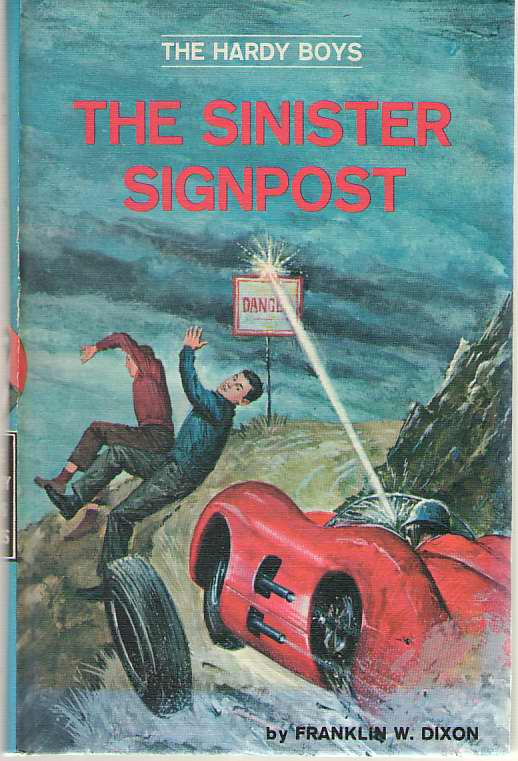 The Sinister Signpost, Dixon, Franklin W. (Mc Farlane, Leslie) (Mulvey, Tom - Revision)