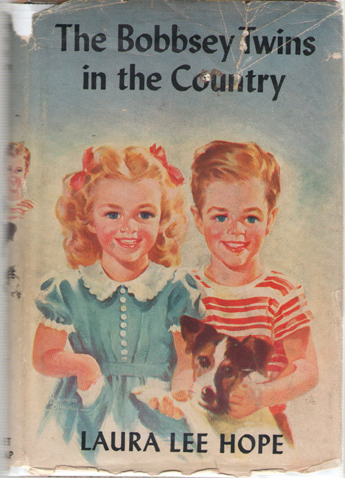 The Bobbsey Twins In The Country, Hope, Laura Lee; Stratemeyer, Edward (Ghost Writer) ; Adams, Harriet S. (Ghost Writer - Revision)