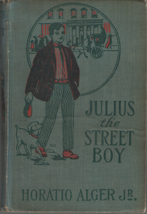 Image for Julius the Street Boy