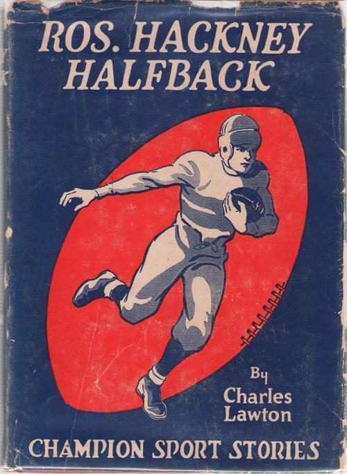 Ros. Hackney - Halfback, Lawton, Charles (Sainsbury, Noel)