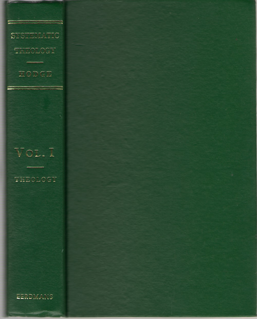 Image for Systematic Theology, Volume 1