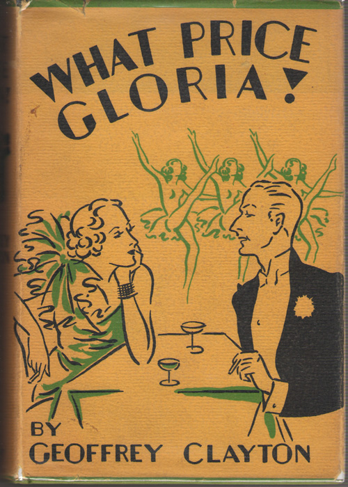 What Price Gloria!, Clayton, Geoffrey