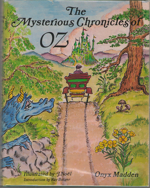 Image for The Mysterious Chronicles Of Oz Or the Travels of Ozma and the Sawhorse