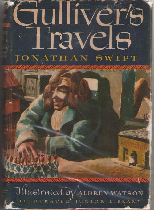 Gulliver's Travels, Swift, Jonathan