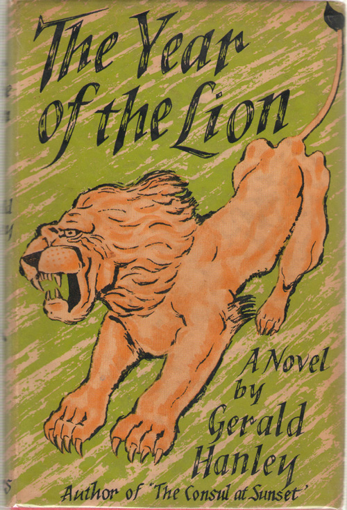 The Year Of The Lion, Hanley, Gerald