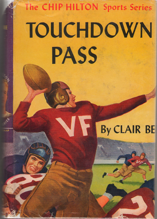 Touchdown Pass, Bee, Clair