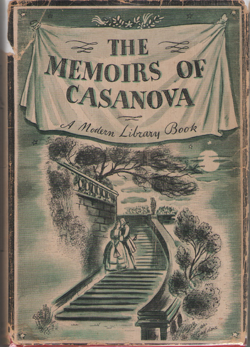 The Memoirs Of Jacques Casanova, Casanova, Jacques