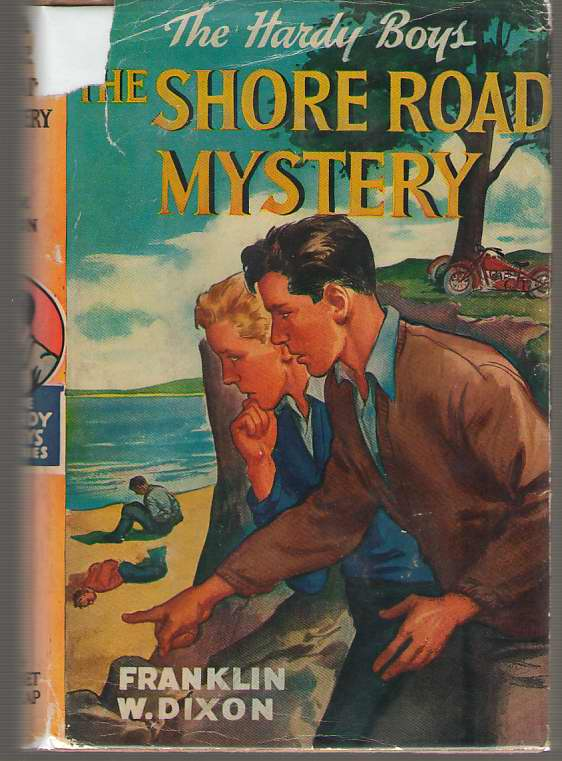 The Shore Road Mystery, Dixon, Franklin W. (Mc Farlane, Leslie)