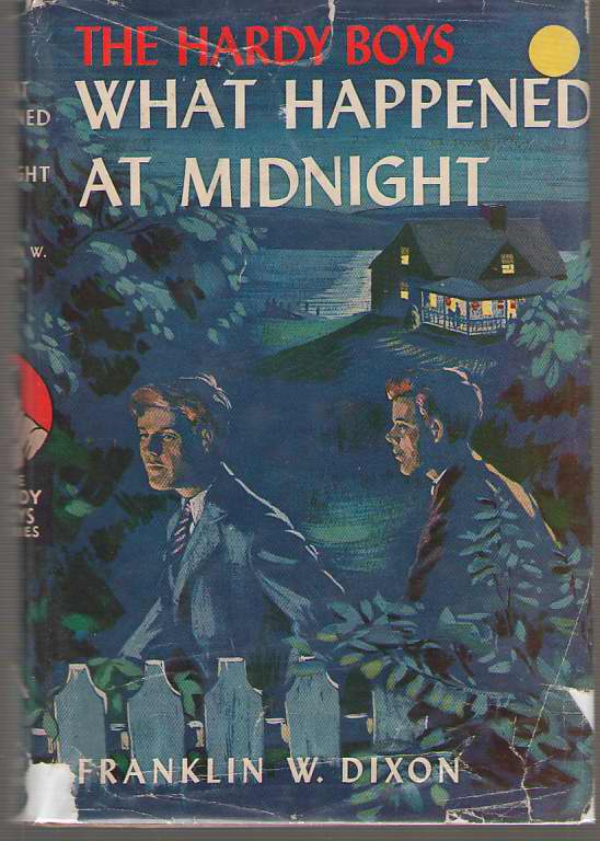 What Happened At Midnight, Dixon, Franklin W. (Mc Farlane, Leslie)