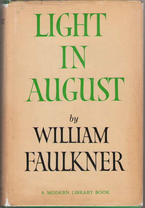 Light In August, Faulkner, William