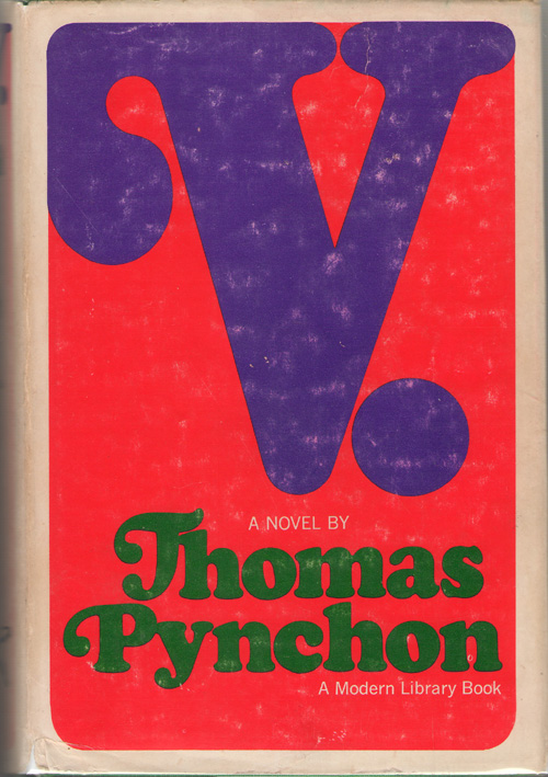 V., Pynchon, Thomas
