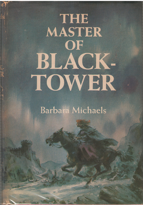 The Master Of Blacktower, Michaels, Barbara
