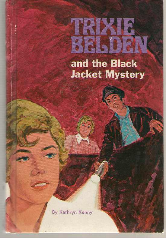 Trixie Belden And The Black Jacket Mystery, Kenny, Kathryn