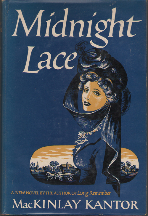 Midnight Lace  A novel, Kantor, MacKinlay