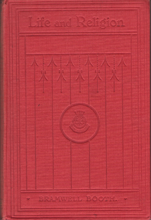 Papers on Life and Religion, Booth, Bramwell