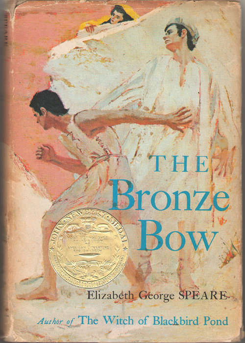 The Bronze Bow, Speare, Elizabeth George